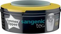 Nachfüllkassetten für Sangenic tec Windeltwister, Zitrus, Mehrschichtige Folie mit antibakteriellem Schutz, 1 Packung = 1 Kassette