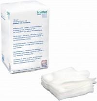 MaiMed® MK Mullkompressen unsteril, Zur äußeren Wundversorgung, 100 Stück, 7,5 x 7,5 cm, 12-fach-unsteril