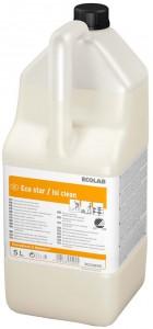 ECOLAB Eco Star/Isi clean, Metallsalzfreie Polymerdispersion, 5 l - Kanister