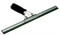 UNGER S-Wischer HARD Abzieher, komplett mit Schiene und hartem Gummi, Breite: 35 cm