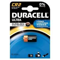 DURACELL Ultra Lithium CR2 – Duralock – 3 V, DLCR2, ELCR2, CR15H270, 1 Packung = 1 Stück