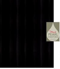 "Mank Airlaid Skirting ""Basics"" mit Pearl Coating, 72 cm x 4 lfm., Farbe: schwarz, 1 Karton = 5 x 1 StĂĽck = 5 Rollen"