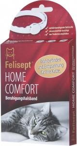 Felisept Home Comfort Beruhigungs-Halsband, Beruhigungshalsband für Katzen, 1 Packung = 1 Halsband (35 cm)