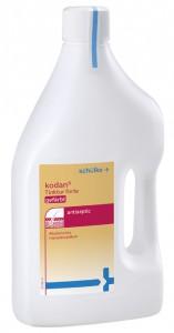 Schülke kodan® Tinktur forte Hautantiseptikum, gefärbt, Alkoholisches Hautantiseptikum, 2000 ml - Flasche