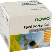 RÖWO® Flexi Forte Gel - HARPAGO, Innovative Wärmewirkung, 100 ml Dose