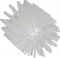 Vikan Rohrreiniger für Stiel, 90 mm, effektiv für die Reinigung verschiedener Rohre, Farbe: weiß