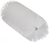 Vikan Rohrreiniger für flexiblen Stiel, 65 mm, für den Einsatz in Molkereien, Weingütern usw., Farbe: weiß
