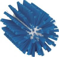 Vikan Rohrreiniger für Stiel, 90 mm, effektiv für die Reinigung verschiedener Rohre, Farbe: blau