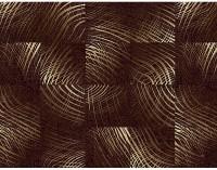 DUNI Tischsets aus Papier, 35 x 45 cm, Motiv: Ebony, 1 Karton = 4 x 250 Stück = 1000 Tischsets
