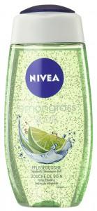 NIVEA® Body Cleansing Pflegedusche, 250 ml - Flasche, Lemongrass & Oil