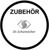 Dr. Schumacher Auffangschale, mit Halterung, für Wandspender SP 500/1000