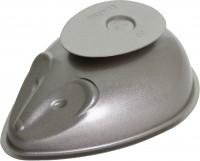 WALTER Premium Backform Igelform, Antihaft-beschichtete Backform in besonders schwerer Profi-Qualität, Ø 200 mm, Höhe: 67 mm