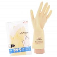 Vileda-Handschuhe Latex-Neopren-Mischung, Lightweight -Der Sensible-, Größe: M (8)