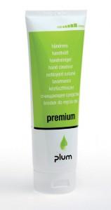 Plum Deutschland GmbH Plum Premium Handreiniger, Ohne Lösemittel und ohne Farbstoffe, 250 ml - Tube 0615