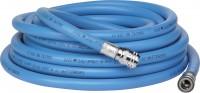 Vikan Warmwasser Schlauch, 10000 mm, Für Reinigung Gewerberäumen, Küchen usw., Farbe: blau