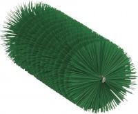 Vikan Rohrreiniger für flexiblen Stiel, 65 mm, für den Einsatz in Molkereien, Weingütern usw., Farbe: grün