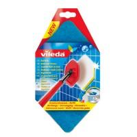 Vileda Bad-Blitz Wischbezug, Ersatzschwamm für Vileda Bad-Blitz, 1 Packung = 1 Stück