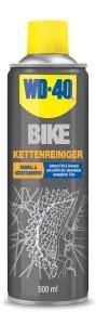 WD-40 BIKE Kettenreiniger, Entfernt Fett, Öl und Schmutz von allen beweglichen Mechaniken am Fahrrad, 500 ml - Dose