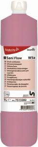 TASKI Sani Flow, hochaktiver Rohrreiniger, hochalkalisch, 1000 ml - Flasche (1 Karton = 6 Flaschen)