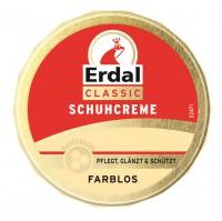 Erdal-Rex GmbH Erdal Schuhcreme Classic, mit echtem Bienenwachs, 75 ml - Dose, farblos 100108