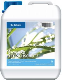 Dr. Schutz Baygard Teppichschutz, zur Imprägnierung nach der Teppichreinigung, 5 l - Kanister