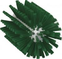 Vikan Rohrreiniger für Stiel, 90 mm, effektiv für die Reinigung verschiedener Rohre, Farbe: grün