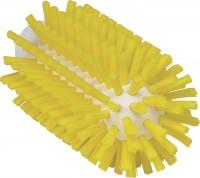 Vikan Rohrreiniger für Stiel, 63 mm, effektiv für die Reinigung verschiedener Rohre, Farbe: gelb
