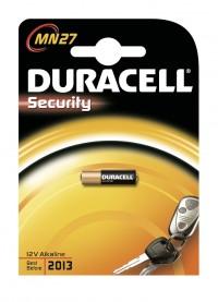 DURACELL Specialty Alkaline MN27 – 12 V, Strom und Zuverlässigkeit für Ihre Geräte, 1 Packung = 1 Stück
