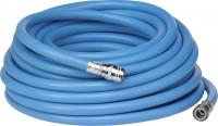 Vikan Warmwasser Schlauch, 20000 mm, Für Reinigung Gewerberäumen, Küchen usw., Farbe: blau