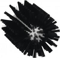 Vikan Rohrreiniger für Stiel, 90 mm, effektiv für die Reinigung verschiedener Rohre, Farbe: schwarz