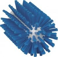 Vikan Rohrreiniger für Stiel, 77 mm, effektiv für die Reinigung verschiedener Rohre, Farbe: blau