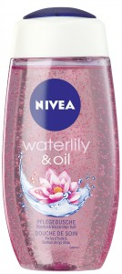 NIVEA® Body Cleansing Pflegedusche, 250 ml - Flasche, Water Lily & Oil