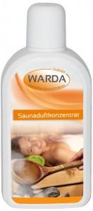 Warda Sauna-Duft-Konzentrat, Maiglöckchen, 200 ml - Flasche