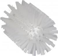 Vikan Rohrreiniger für Stiel, 77 mm, effektiv für die Reinigung verschiedener Rohre, Farbe: weiß
