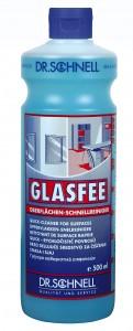 """DR. SCHNELL CHEMIE GmbH Dr. Schnell GLASFEE, mehr als ein """"normaler"""" Fensterreiniger, 500 ml - Flasche 30142"""