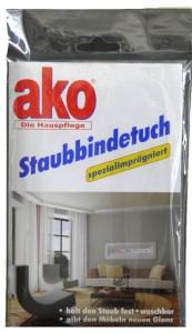 DELU-AKO-MINKY GmbH ako® Staubbindetuch, spezialimprA¤gniert mit Bienenwachs, 1 Packung = 1 Staubbindetuch 2040.01