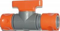 UNGER HiFlo™ REGULIERVENTIL, Gardena-Verbindungsstück verbindet, RODIF-Harzfilter & Teleskopstangenschlauch