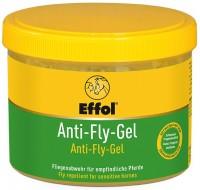 Effol Anti-Fly-Gel, Für stark schwitzende und sensible Pferde, 500 ml - Dose mit Schwamm