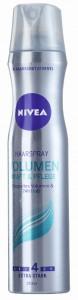 NIVEA Hair Care Haarspray Volumen Kraft & Pflege, Für voluminöses und schwungvolles Haar, 250 ml - Dose