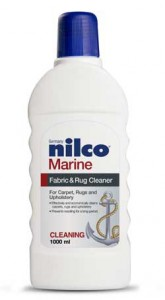 Nilco-Reinigungsmaschinen GmbH nilco Marine GEWEBE- &amp; TEPPICHREINIGER, F&#252;r Teppiche, Wolldecken und Polster, 1000 ml - Flasche