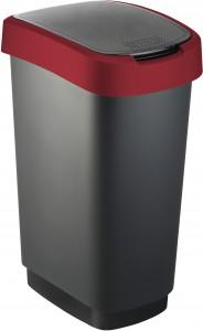 abfalleimer 50 liter edelstahl preisvergleich die besten. Black Bedroom Furniture Sets. Home Design Ideas