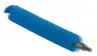 Vikan Rohrreiniger für flexiblen Stiel, 200 mm, zur Verwendung in Molkereien,Weingütern usw., Farbe: blau