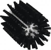 Vikan Rohrreiniger für Stiel, 77 mm, effektiv für die Reinigung verschiedener Rohre, Farbe: schwarz