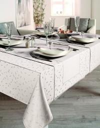 papier damast tischdecken abwaschbar