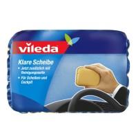 Vileda Klare Scheibe, Zwei Seiten für klare Sicht im Auto, 1 Packung = 1 Stück