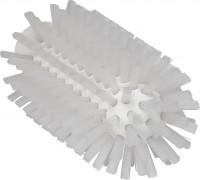 Vikan Rohrreiniger für Stiel, 63 mm, effektiv für die Reinigung verschiedener Rohre, Farbe: weiß