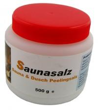 WARDA-DUFTÖLE Warda Saunasalz & Duschsalz vom Toten Meer, Japanisches Heilpflanzenöl, 500 g - Dose 411005152