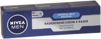 NIVEA® For Men Original Mild Rasiercreme, Pflegt und Entspannt, 100 ml - Tube