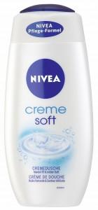 NIVEA® Body Cleansing Creme-Dusche, 250 ml - Flasche, Creme Soft